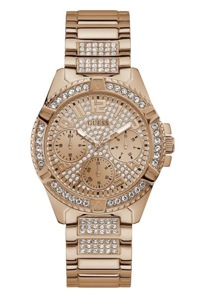 RELOJ-GUESS-LADY-FRONTIER-ORO-ROSA-GUESS