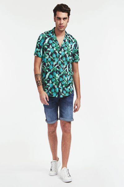 Camisa-manga-corta-para-caballero