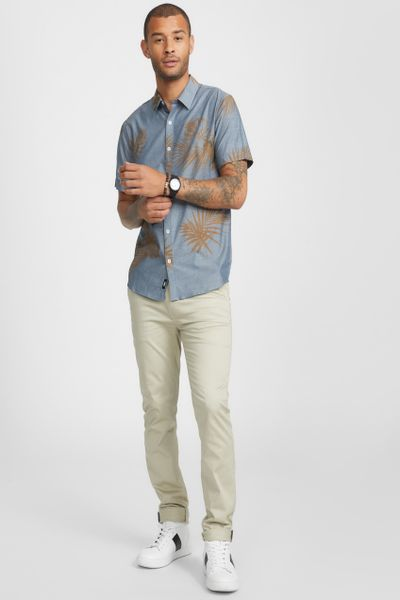 Camisa-manga-corta-GbyG-para-caballero--GUESS