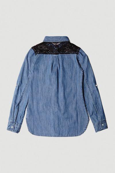 Blusa-manga-larga-para-niña--GUESS
