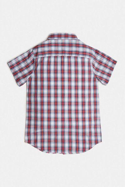 Camisa-manga-corta-para-niña-GUESS