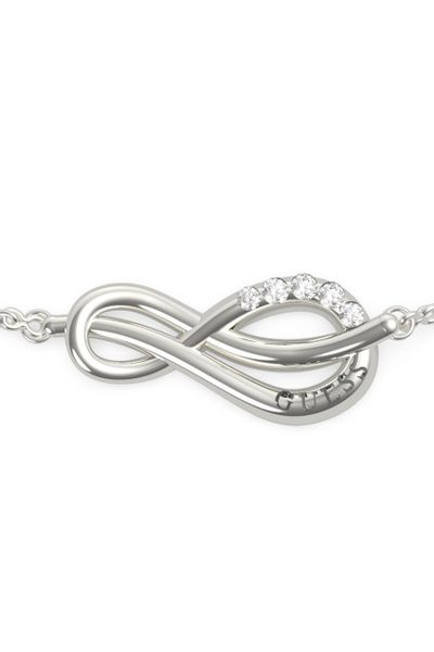 Pulsera-eternal-love-GUESS