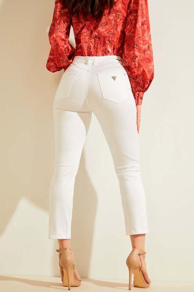 Pantalon-blanco-cierre-frontal-GUESS