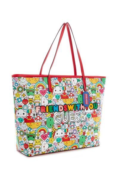 Bolsa-GUESS-x-Friends-With-You-GUESS