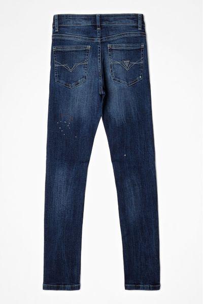 Jeans-deslavados-para-niña-GUESS
