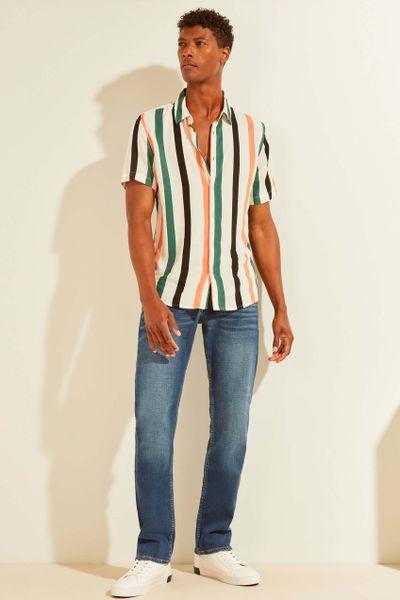 Camisa-manga-corta-GUESS