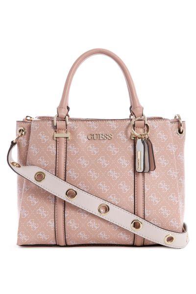 Bolsa-satchel-con-monograma-GUESS