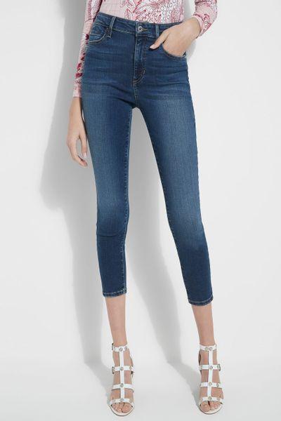 Jeans-BASICO-GUESS-1981-crop-skinny-para-mujer-GUESS