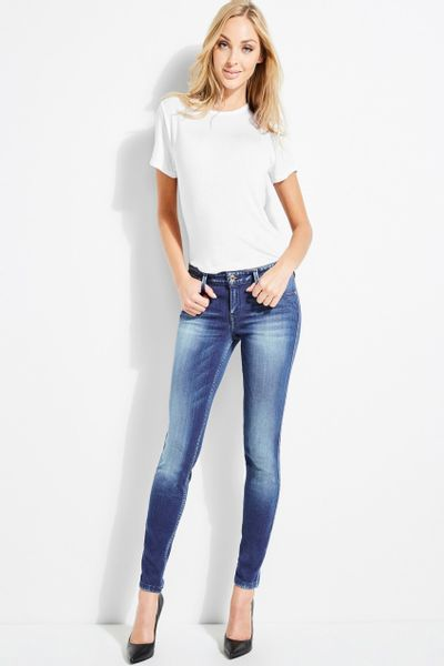 Jeans-GUESS-BASICO-POWER-skinny-low-para-mujer-GUESS